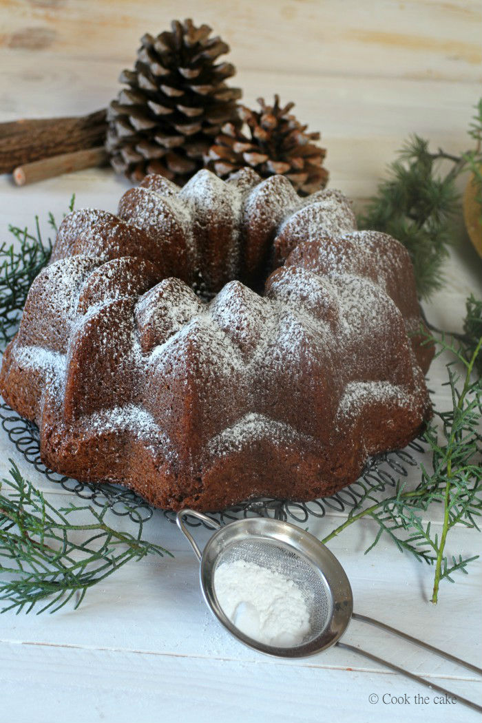 gingerbread-bundt-cake, bizcocho-de-pan-de-jengibre