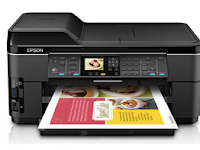Epson WorkForce WF-7510 Driver Download (Recommended)