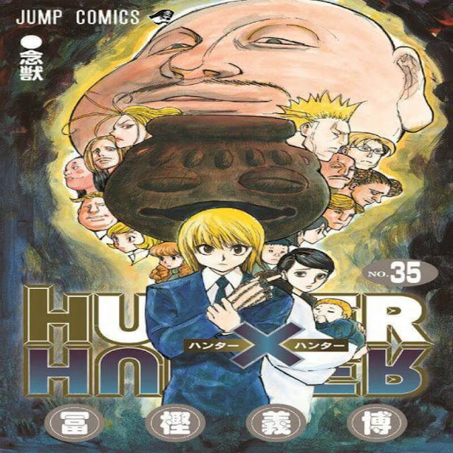 كشف موقع أوريكون الياباني بأن مانجا هنتر ستعود للنشر مع العدد 43 من مجلة شونين جمب في 22 سبتمبر