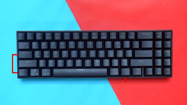 royal kludge rk71 71 keys keyboard