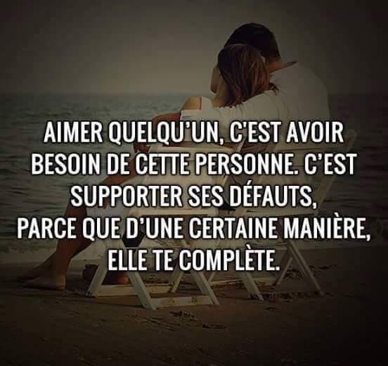 image phrase d'amour romantique