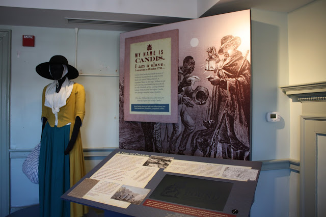 """Freedom Bound: Runaways of the Chesapeake"" at the Historic Museum and Store"