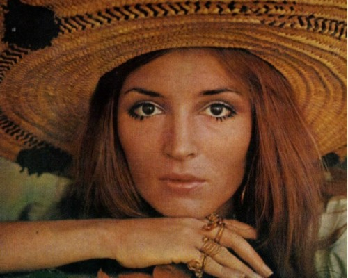 Dare to be Distracted: February's IT Girl Talitha Getty