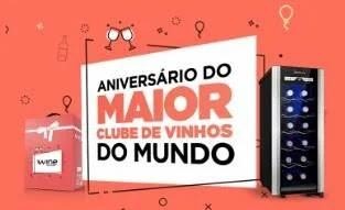 Promoção Wine Vinhos 2019 Aniversário - Adega Cheia Todo Dia