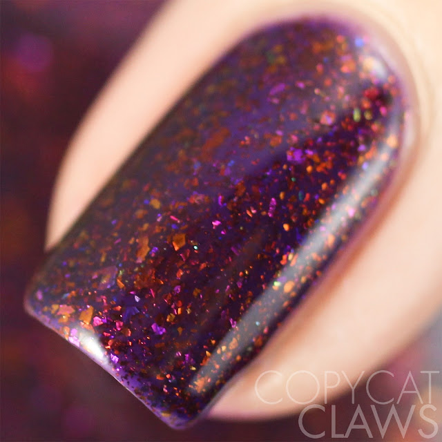 Lacquester Dragon Heart Swatch