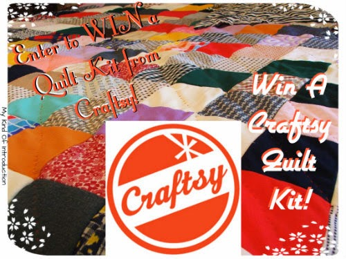 Craftsy Quilt Kit Giveaway