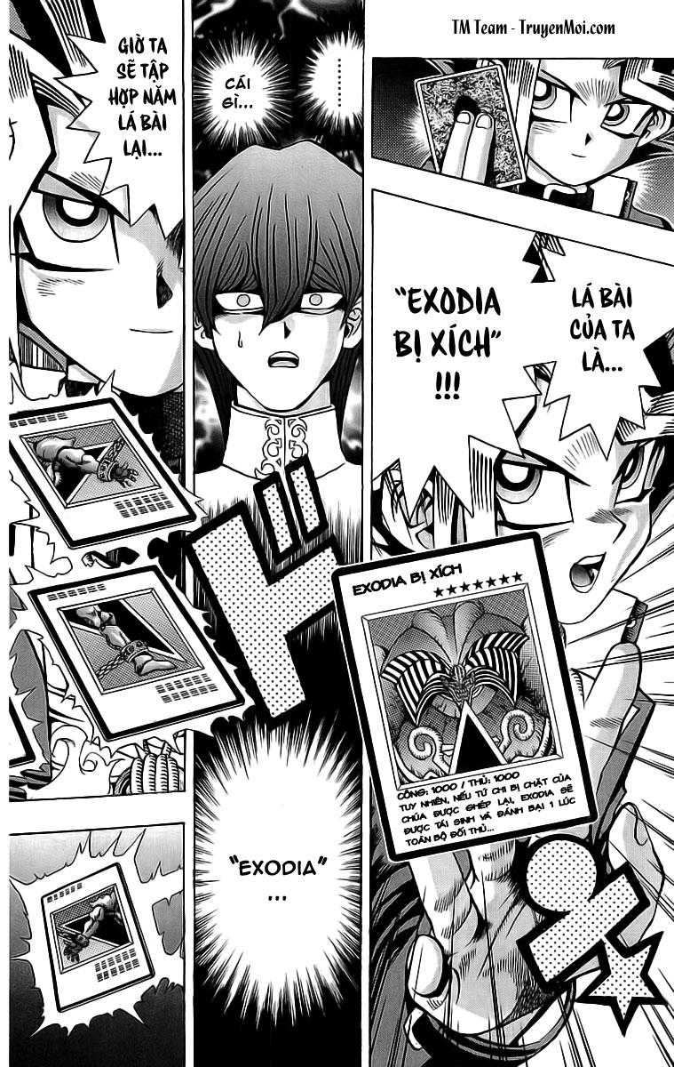 YUGI-OH! chap 39 - trận chiến kết thúc trang 15