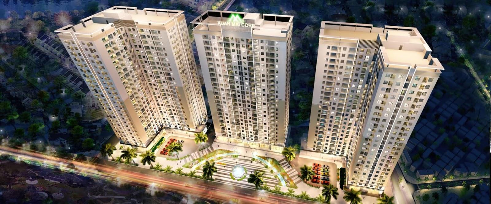 Slide Chung cư Xuân Mai Tower Thanh Hoá