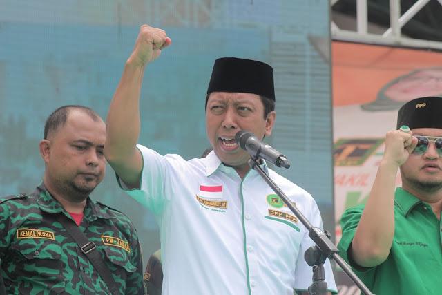 Soal Partai Pendukung Penista Agama Islam, Romahurmuziy Yakin Yang Dimaksud HRS Bukan PPP