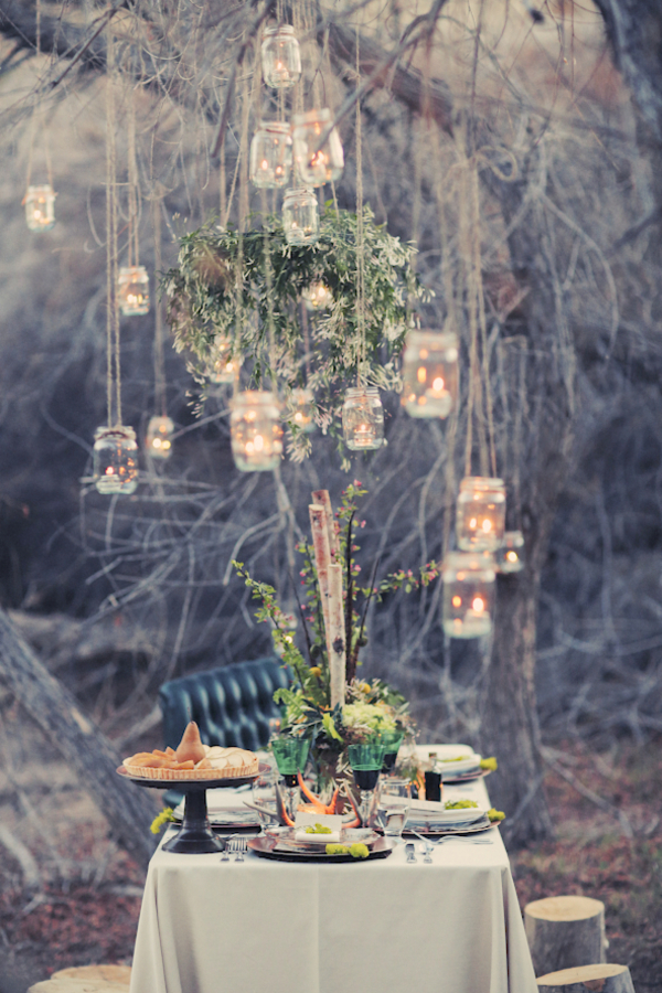 bride+groom+bridal+dress+gown+floral+hair+wreath+rustic+woodland+ecofriendly+eco+friendly+green+emerald+color+of+the+year+pantone+cake+dessert+table+reception+centerpiece+blue+hipster+fall+autumn+gideon+photography+46 - Woodland Fairytale