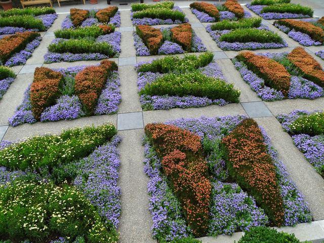 Quilt Garden - From My Carolina Home