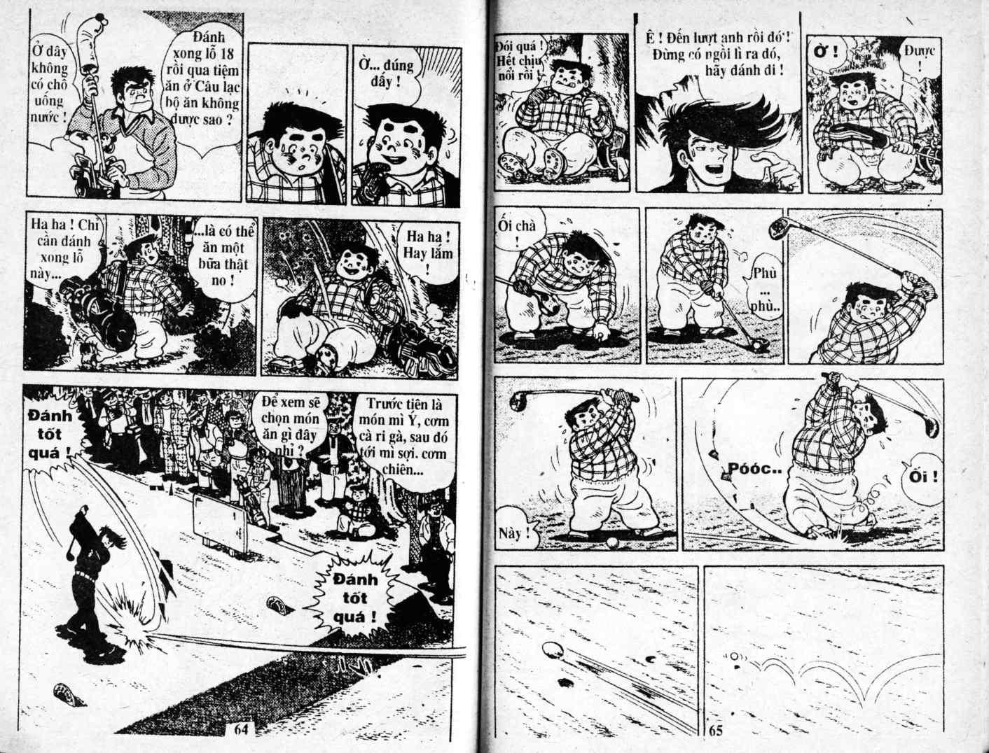 Ashita Tenki ni Naare chapter 4 trang 32