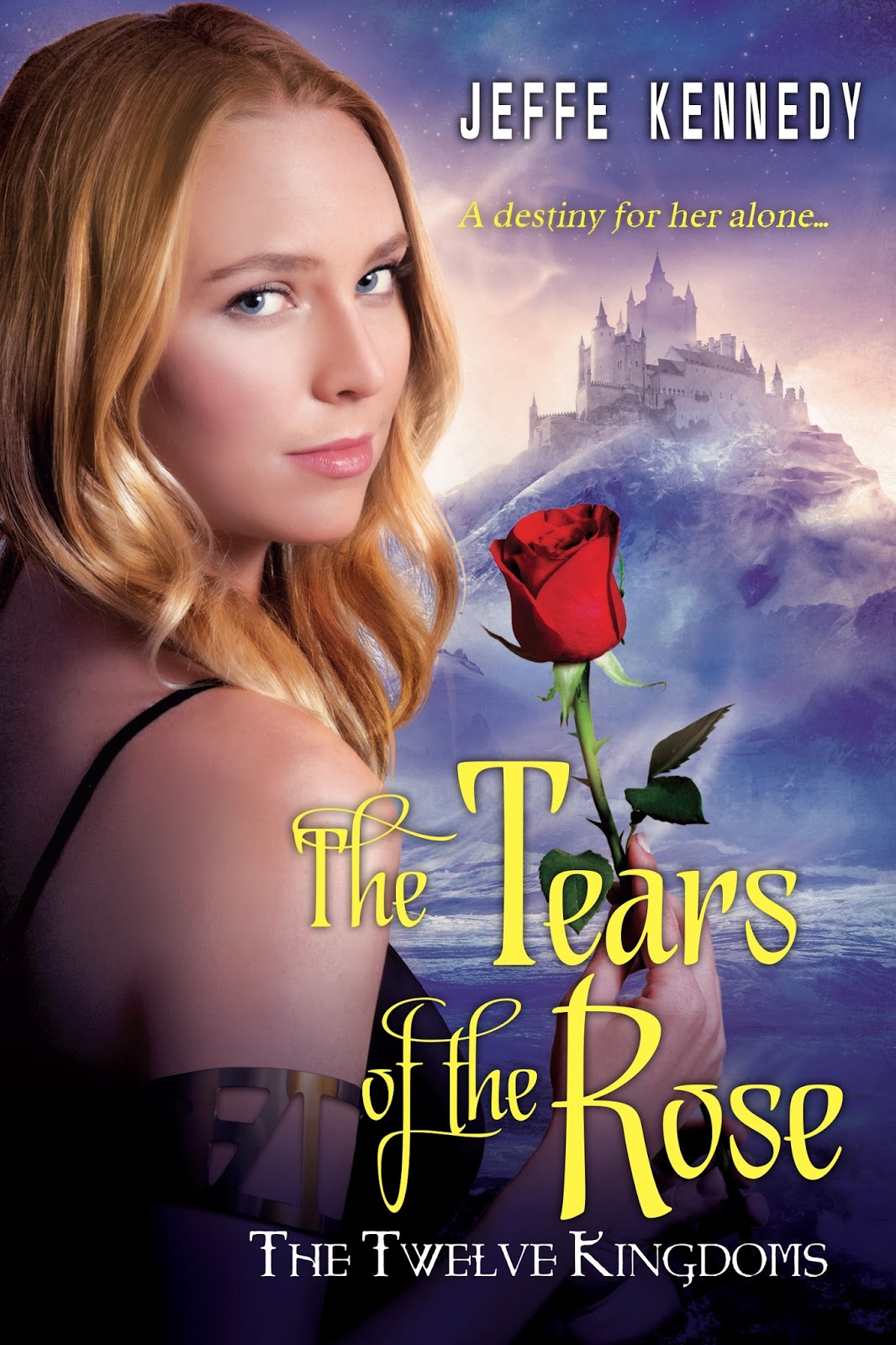 The Tears of the Rose (The Twelve Kingdoms: Book 2)