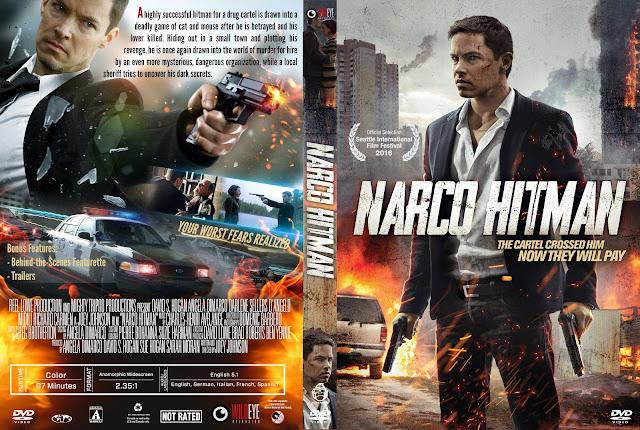 Narco Hitman DVD