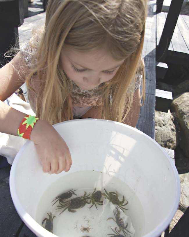 CRAB FISHING Anya Jensen Photography for the HYGGE JOURNAL