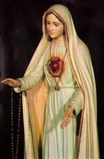 Coeur Immaculé Marie Carmel