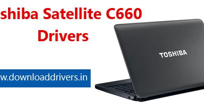 toshiba satellite c660 ethernet controller drivers for windows 7 64 bit