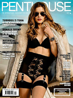 Revista Penthouse Australia-Noviembre 2015 PDF Digital