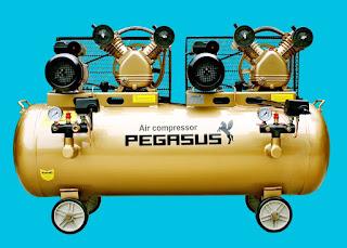 Máy nén khí Pegasus TM-V-0.25/8X2-230L