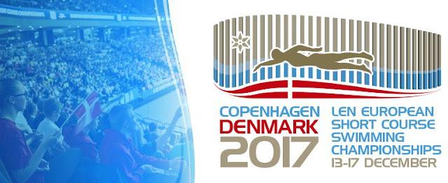 NATACIÓN - Campeonato de Europa en piscina corta masculino 2017 (Copenhague, Dinamarca)