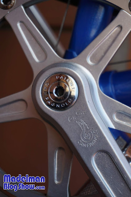 Bicicleta DAL competición años 80