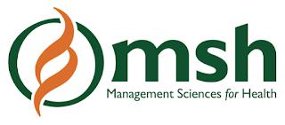 Job Opportunity at Management Sciences for Health (MSH), Senior Technical Advisor