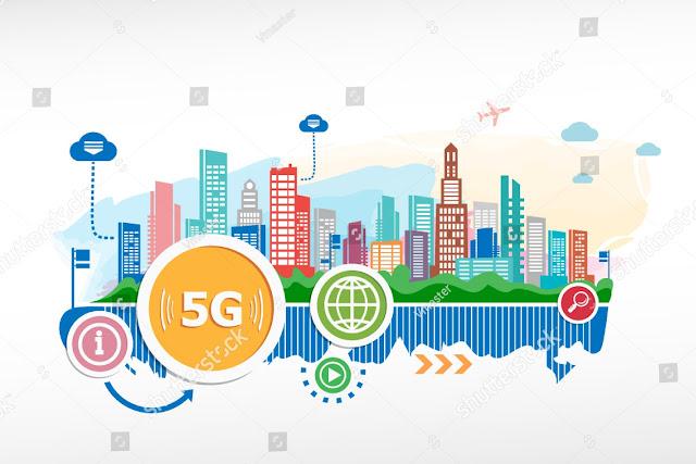 Perbedaan Jaringan 1G 2G 3G  4G Dan 5G