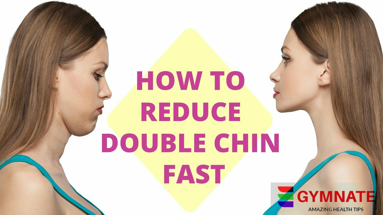 Watch How to lose fat on double chin video