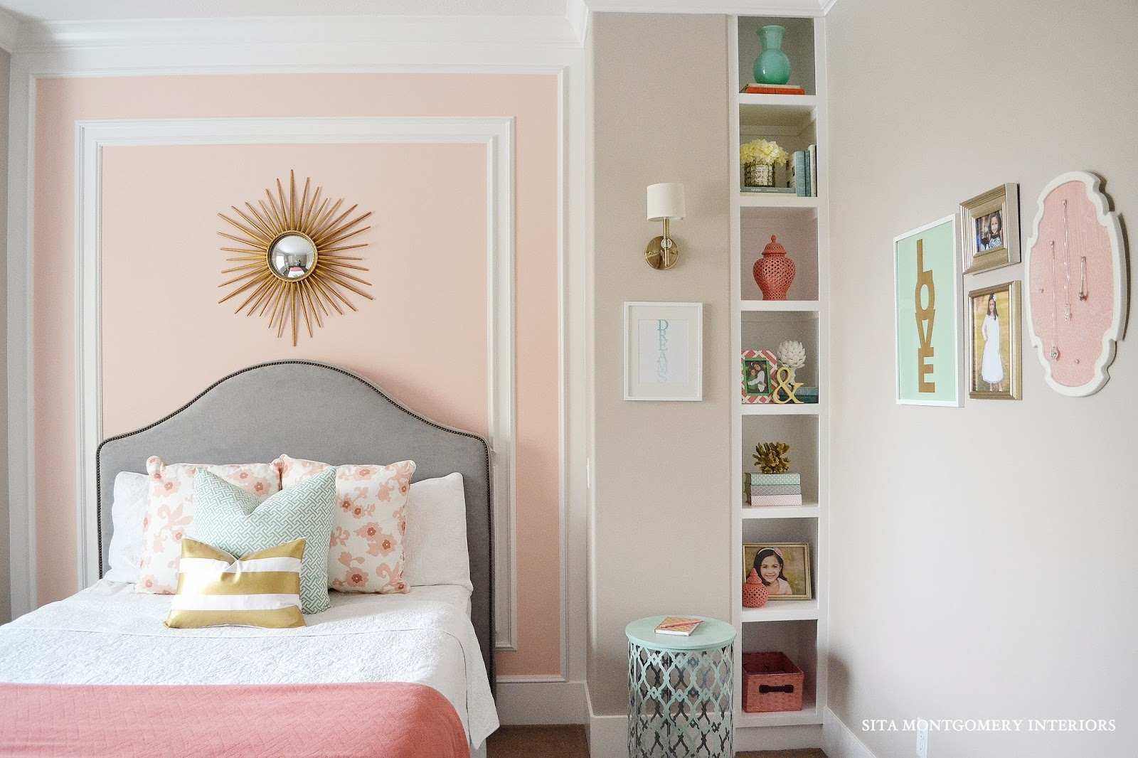 Sita Montgomery Interiors: My Home: Tween Bedroom Reveal