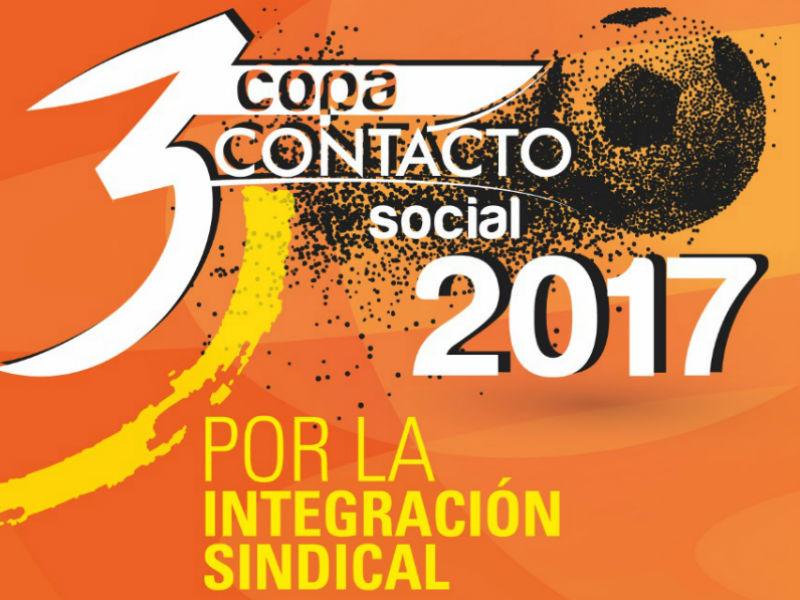 Aliste su equipo para la 3ª Copa Contacto Social de Futbol 5