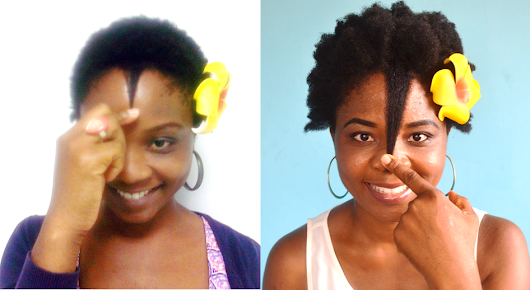 One Year Natural Hair Journey
