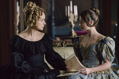 Jenna Coleman and Catherine Flemming in Victoria (12)