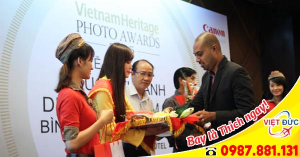 Vietjet đồng hành cùng cuộc thi ảnh di sản Việt Nam 2017