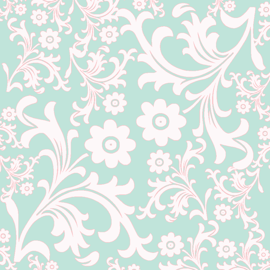 Pink And Green Design Minimalistic Design