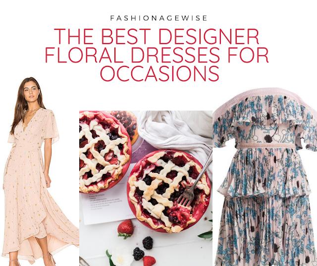 image result THE BEST DESIGNER FLORAL DRESSES FOR OCCASIONS