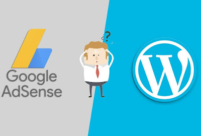 Google adsense on wordpress, Google adsense with wordpress, Google adsense, wordpress and adsense,