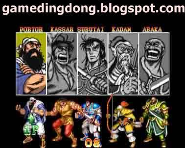 Warior of fate - Game Dingdong
