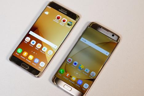 Samsung Galaxy Note 7 Dijual di Indonesia