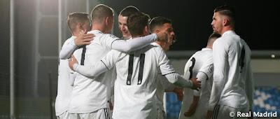Sorteo de playoff de ascenso : Real Madrid Castilla - Cartagena