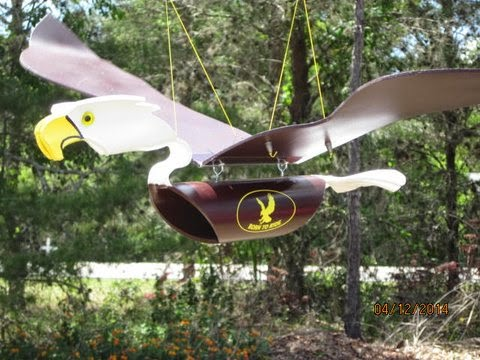 PVC Pipe Birds: FLYING PVC Birds DOWNLOAD Now Available