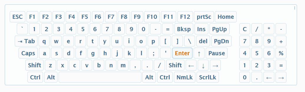 Cek Keyboard Di Onlinemictest