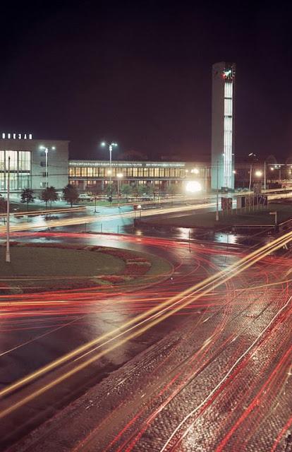 1965 год. Rīga. Stacijas laukums