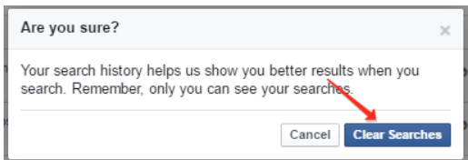 Delete Facebook Search Suggestions<br/>