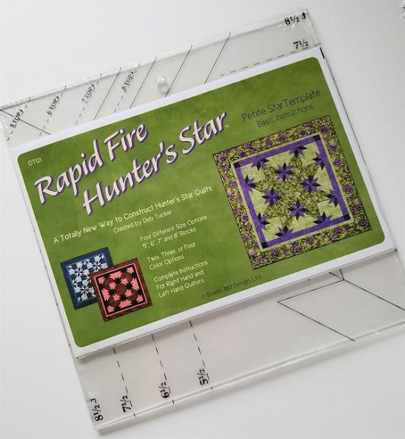 Studio 180 Design Rapid Fire Hunter's Star ruler