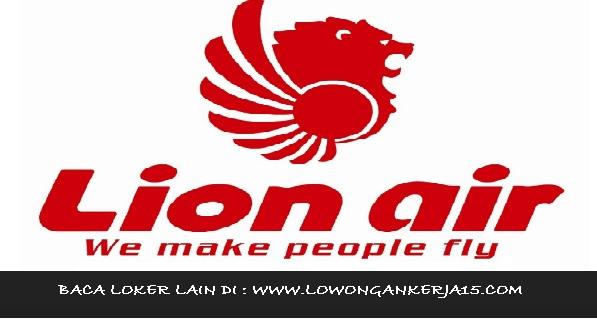 Lowongan Kerja Lion Air, Batik Air dan Wings Air Tingkat ...