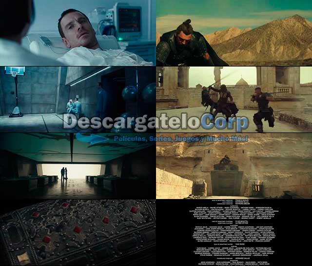 Assassins Creed (2016) DVDRip Español Latino