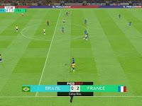 PES 2018 New Global Adboard dan New Startscreen untuk PES 2017