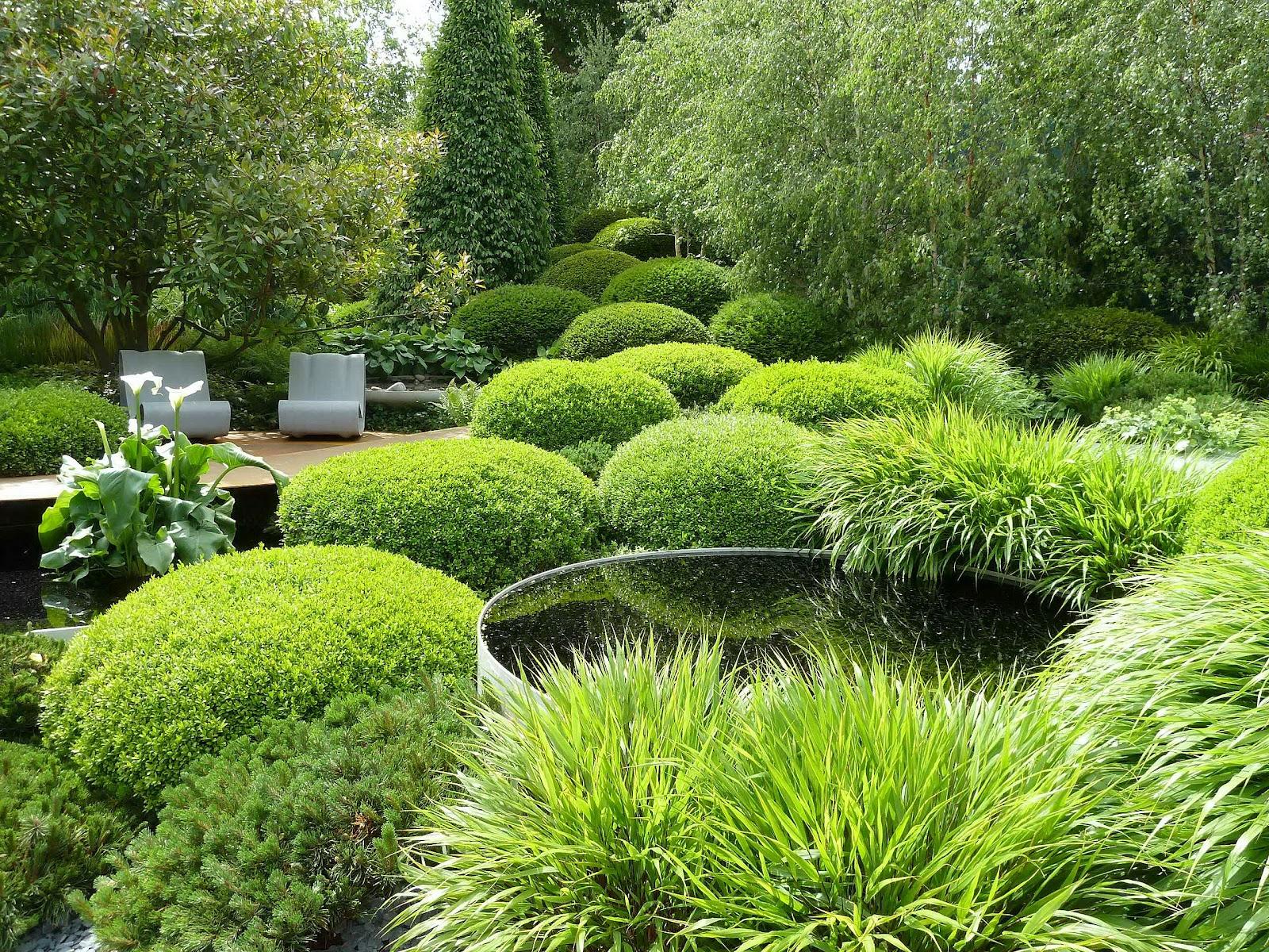 Modern Landscape Design Ideas - Patio/Garden Design Chairs ... on Contemporary Backyard Landscaping Ideas id=98662