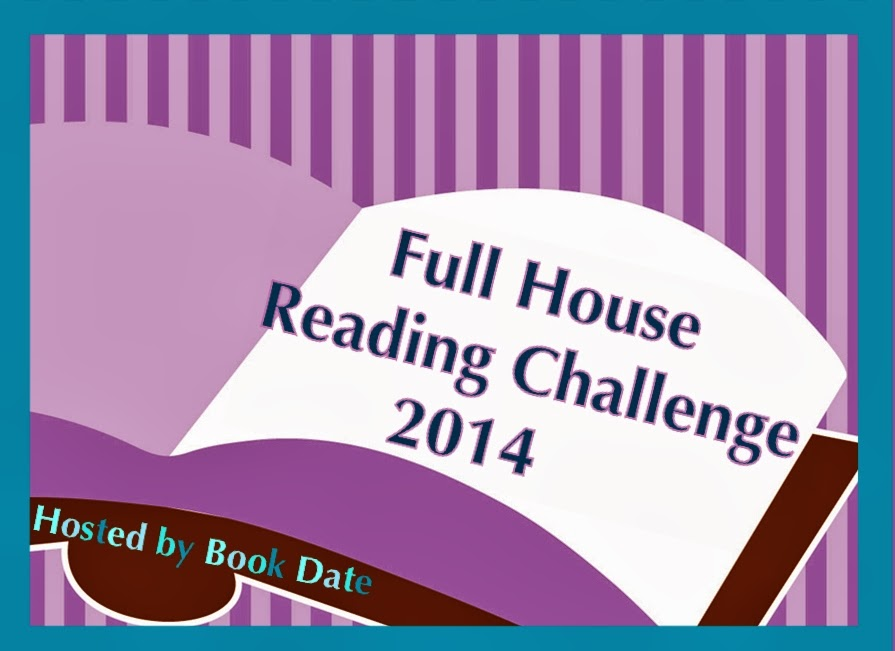Full House Book Challenge 2014