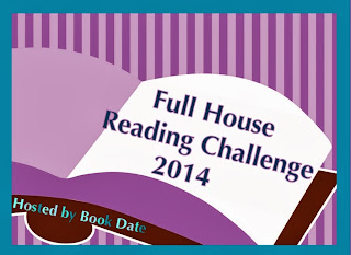 Full House Reading Challenge 2014 graphic